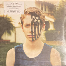Load image into Gallery viewer, Fall Out Boy - American Beauty / American Psycho Sealed Blue Color Vinyl NEW See photos NM