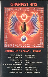 Journey Greatest Hits Cassette