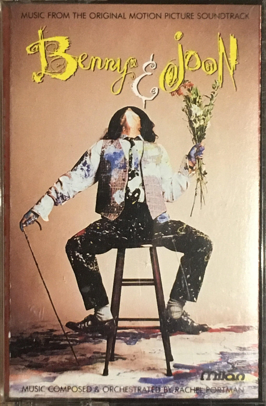 Benny And Joon Soundtrack (The Proclaimers!) Cassette VG