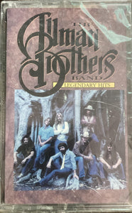 Allman Brothers Band - Legendary Hits (Sealed) Cassette