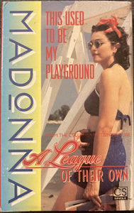 Madonna - This Used To Be My Playground Cassingle