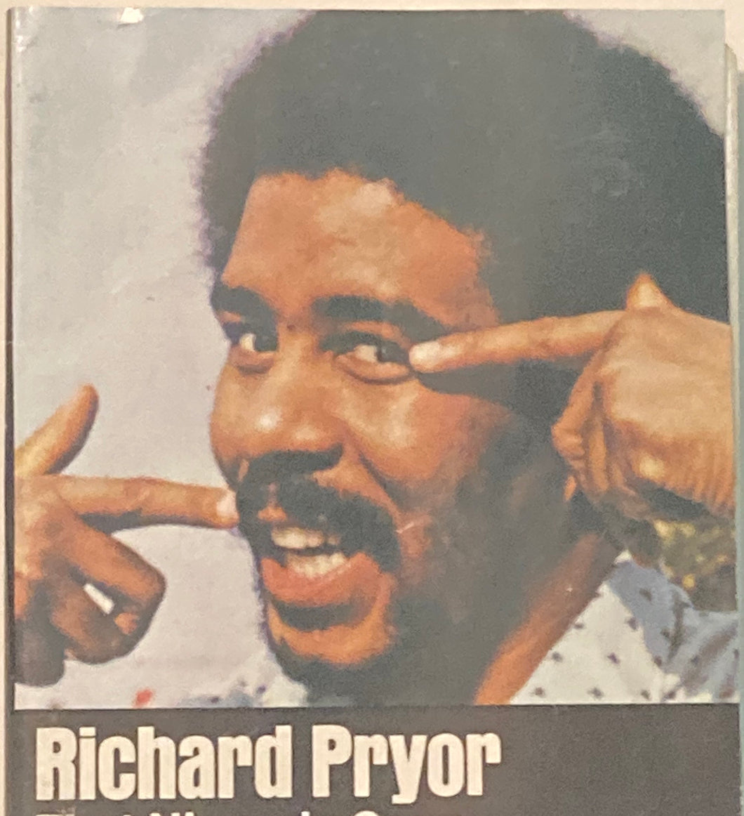 "Richard Prior - ""...Crazy"" Cassette VG"
