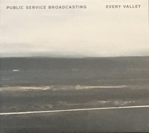 Public Service Broadcasting Every Valley CD