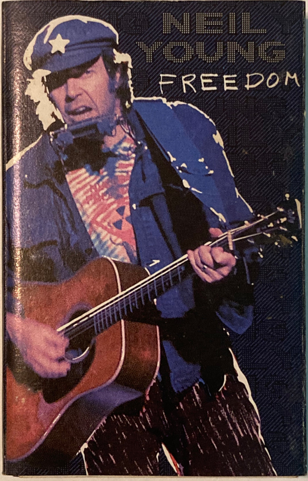 Neil Young - Freedom Cassette VG