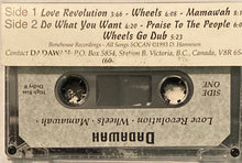 Load image into Gallery viewer, Dadawah - Love Revolution Cassette VG