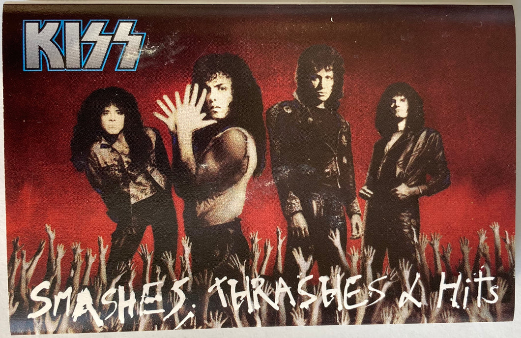 Kiss - Smashes, Thrashes and Hits Cassette G+