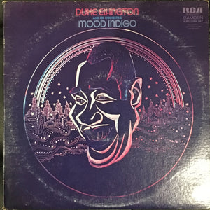 Duke Ellington Mood Indigo Vinyl VG