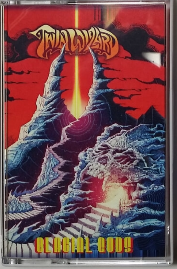 Twin Wizard - Glacial Gods Cassette NEW Olde Magick Records