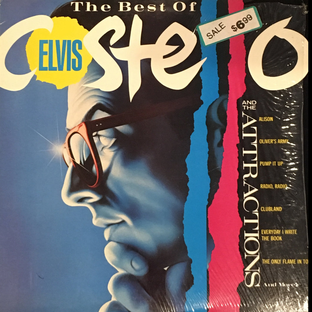 Elvis Costello And The Attractions Best Of vinyl