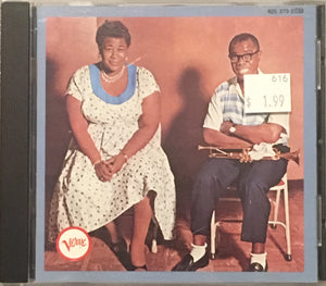 Ella Fitzgerald and Louis Armstrong CD