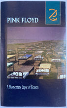 Load image into Gallery viewer, Pink Floyd - A Momentary Lapse Of Reason (chrome) Cassette VG