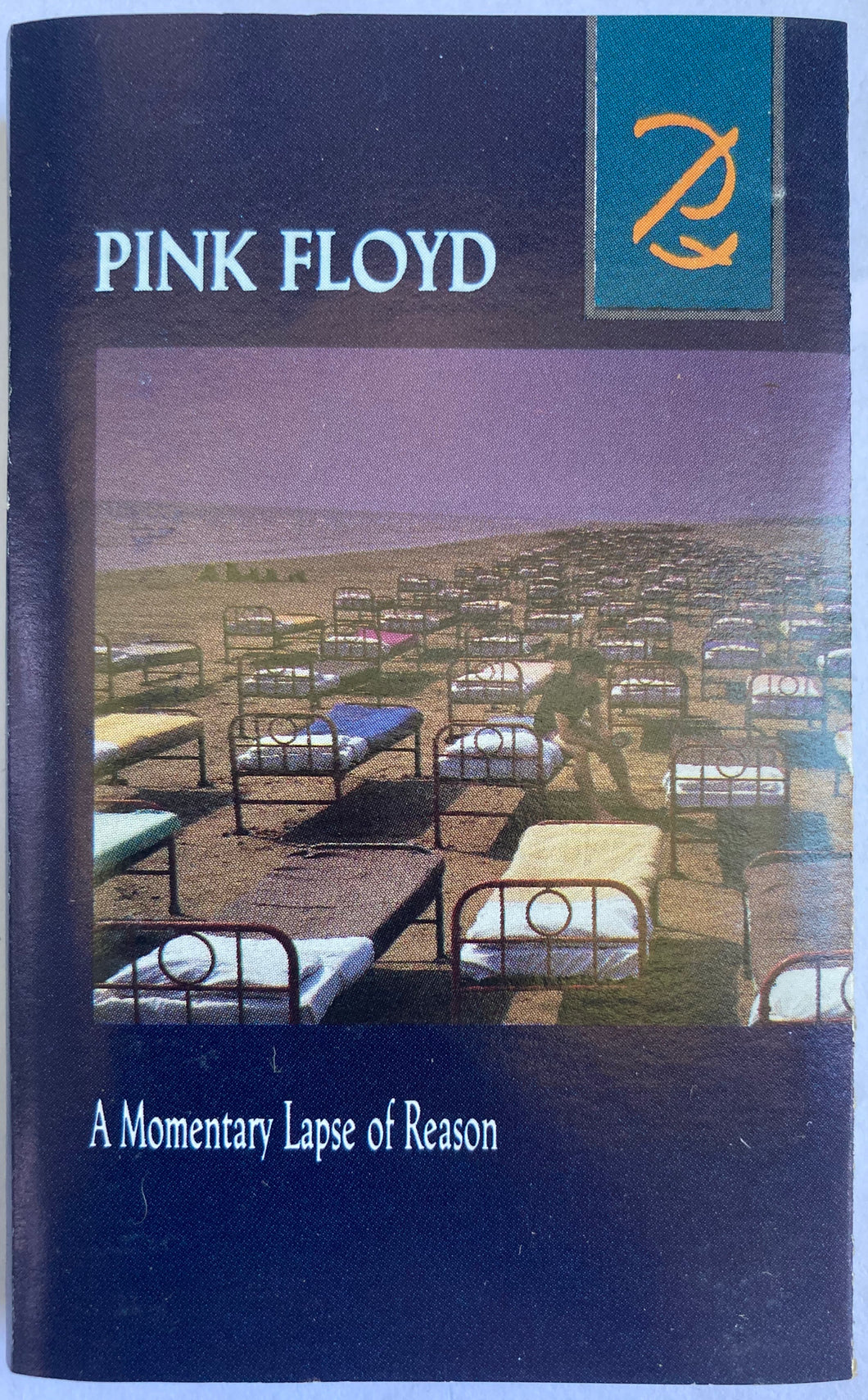 Pink Floyd - A Momentary Lapse Of Reason (chrome) Cassette VG