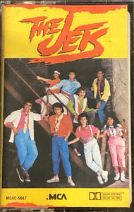 Jets, The - s/t cassette VG