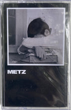 Load image into Gallery viewer, Metz - s/t CASSETTE TAPE New/sealed - 3rdfloortapes.com