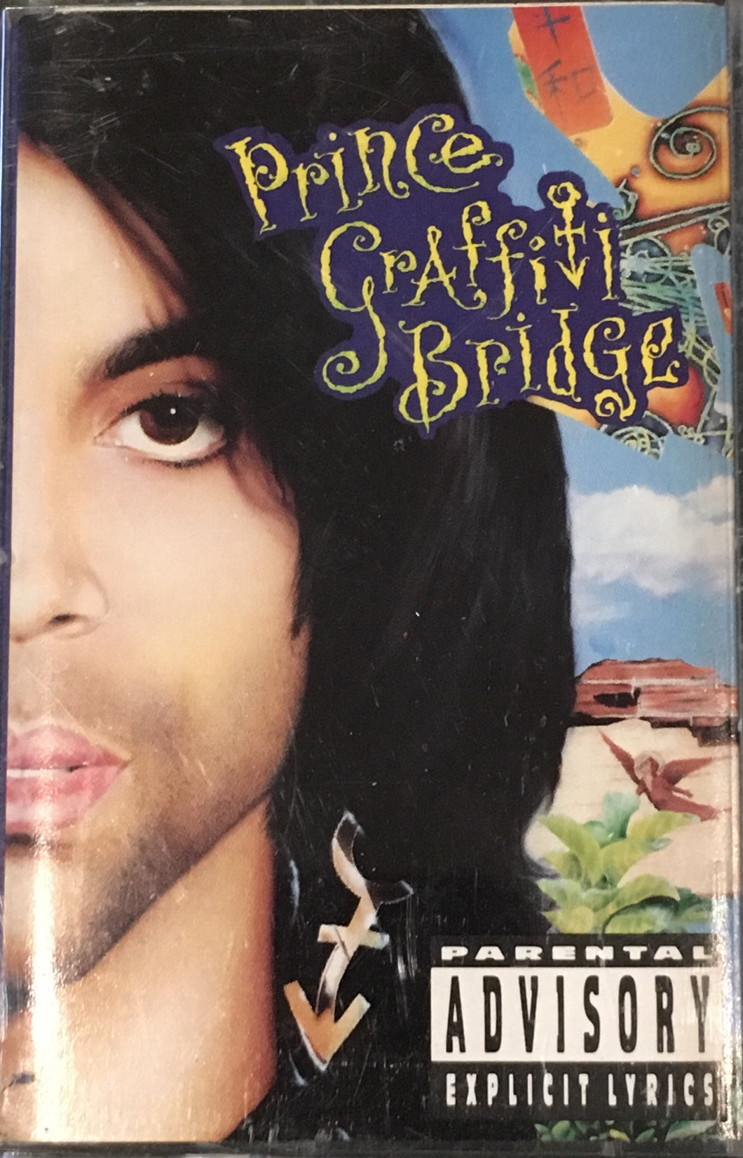 Prince Graffiti Bridge Cassette