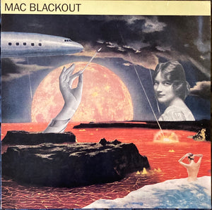 Mac Blackout - s/t Vinyl VG+++