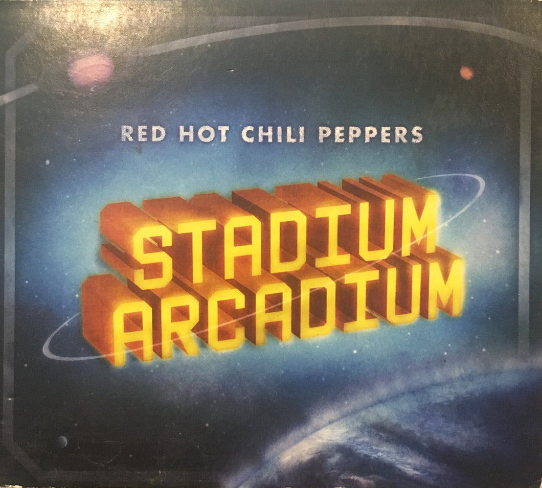 Red Hot Chili Peppers Stadium Arcadium 2x CD