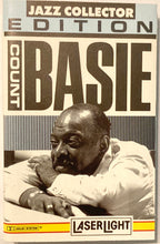 Load image into Gallery viewer, Count Basie - Laserlight Compilation Cassette VG+