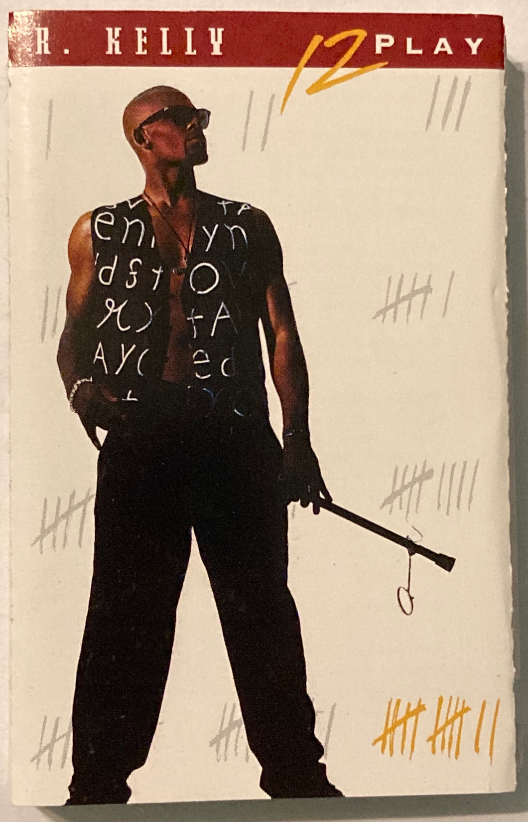 R. Kelly - 12 Play Cassette VG+