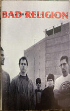 Load image into Gallery viewer, Bad Religion - Stranger Than Fiction Cassette VG