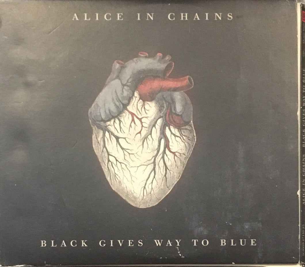 Alice In Chains Black Gives Way To Blue CD