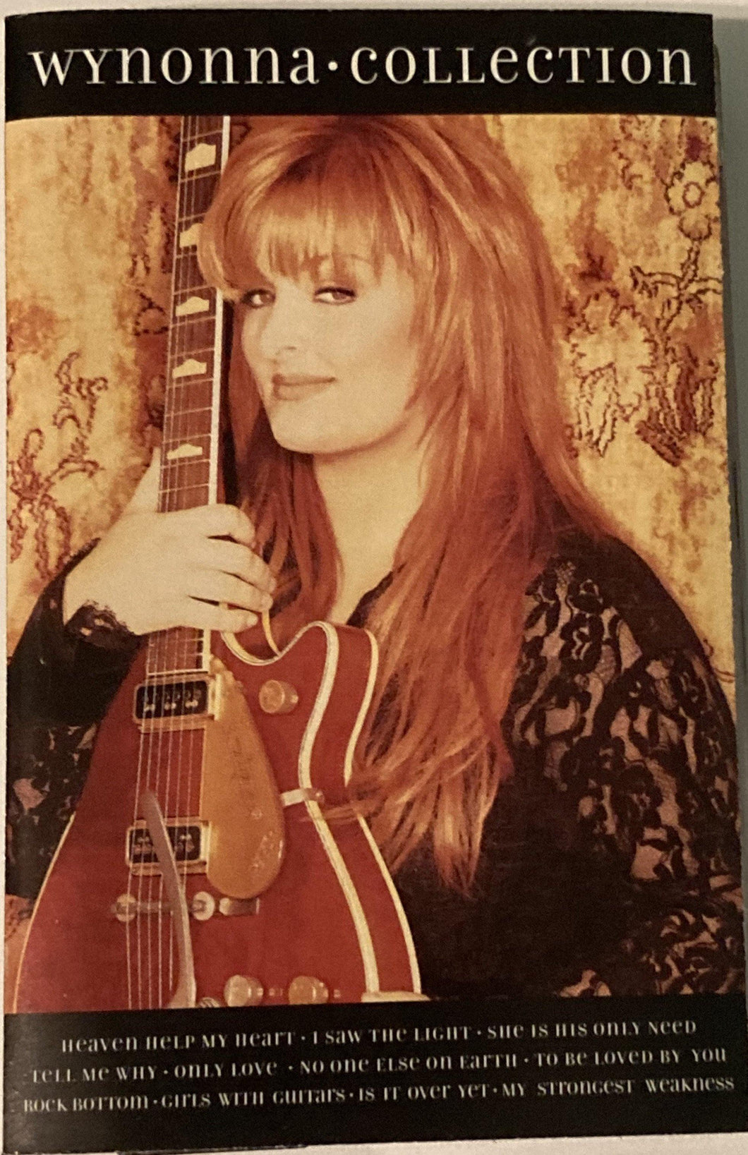 Wynonna Judd - Collection Cassette NM