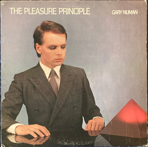 Gary Numan - The Pleasure Principle Vinyl G+