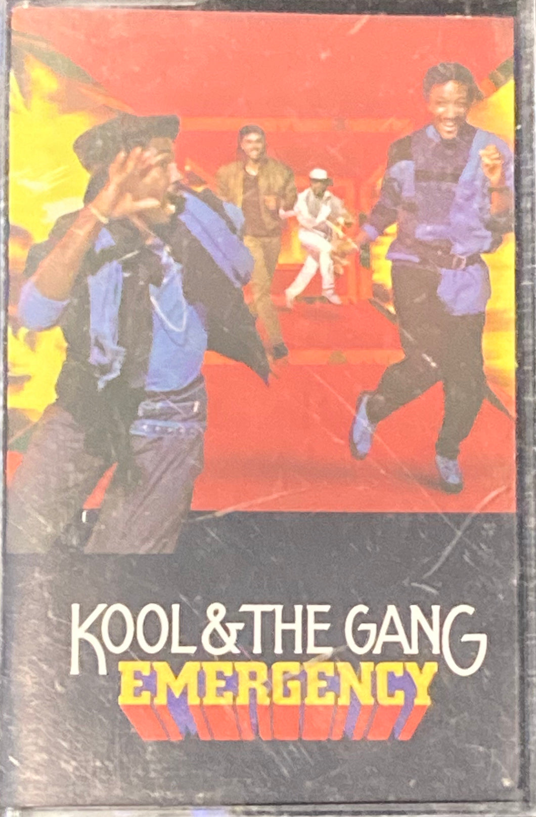 Kool & The Gang - Emergency Cassette VG