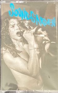 Soundgarden - Screaming Life/ FOPP Reissue Cassette NEW