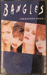Bangles Greatest Hits Cassette VG