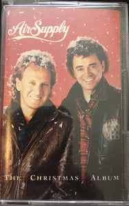 Air Supply- The Christmas Album VG Cassette