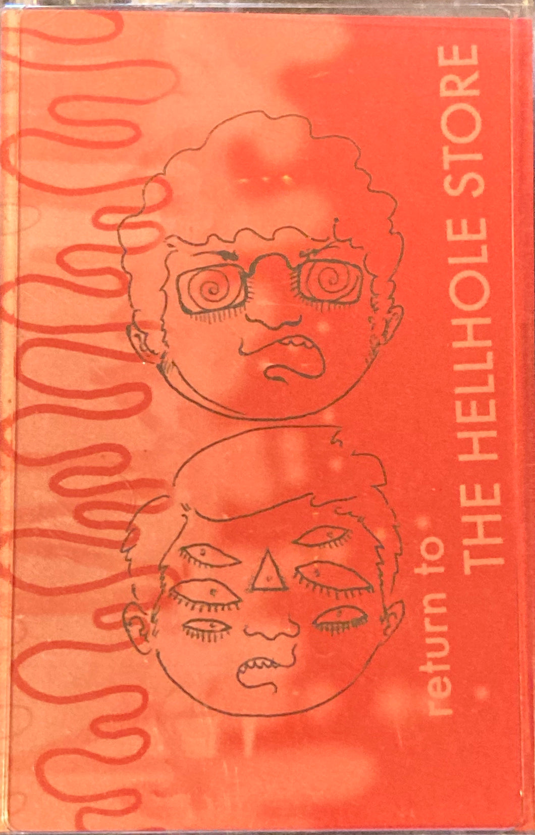 The Hell Hole Store - Return To The Hell Hole Store (Already Dead) Cassette NEW