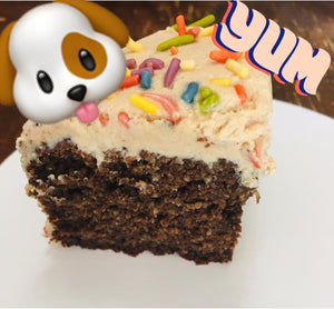 Paws To The Wall Cakes For Pups Gallery