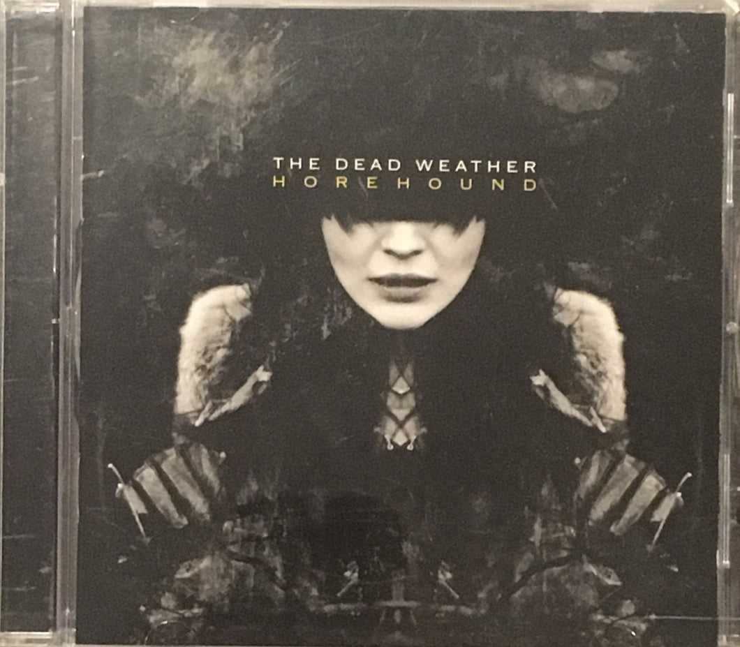 Dead Weather Whorehound CD