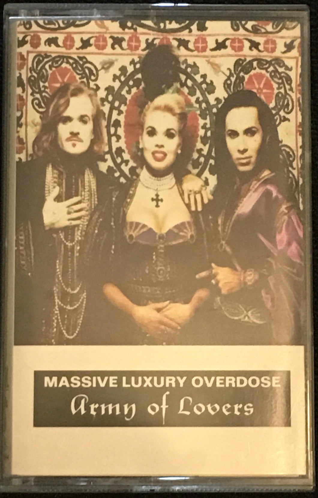 Army Of Lovers - Massive Luxury Overdose Cassette VG