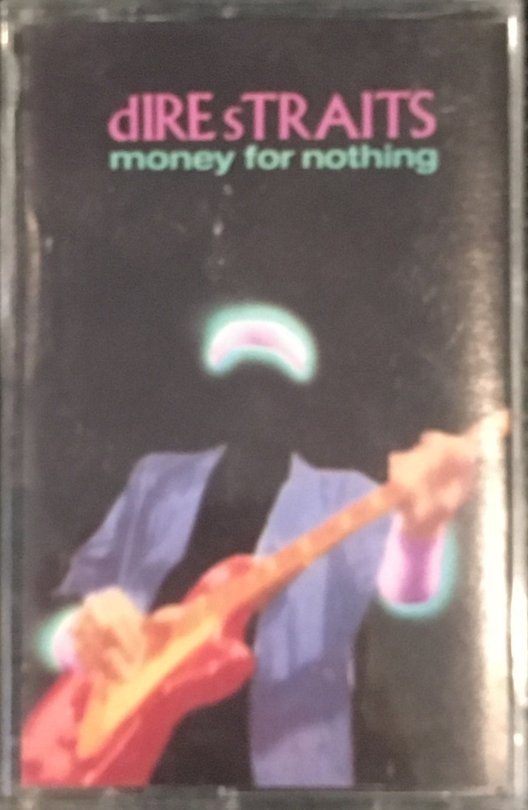 Dire Straits Money For Nothing Cassette
