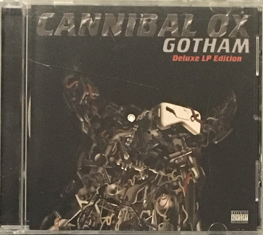 Cannibal Ox Gotham EP CD