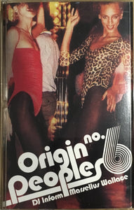 Origin Peoples no. 6 DJ Inform Marsellus Wallace cassette