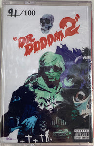 Dr Dooom 2 (Kool Keith) Cassette (sealed/mint/number 91/100)