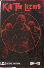 Load image into Gallery viewer, Kill The Lizard - s/t (red shell, Olde Magick) CASSETTE TAPE New/sealed