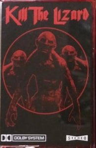 Kill The Lizard - s/t (red shell, Olde Magick) Cassette New/sealed