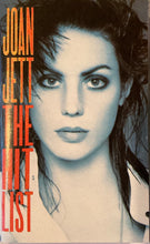Load image into Gallery viewer, Joan Jett - The Hit List Cassette VG+