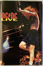Load image into Gallery viewer, AC/DC - LIVE Cassette VG+