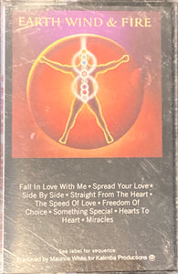 Earth, Wind & Fire - Powerlight Cassette VG