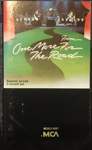 Lynard Skynard One More From The Road Cassette VG