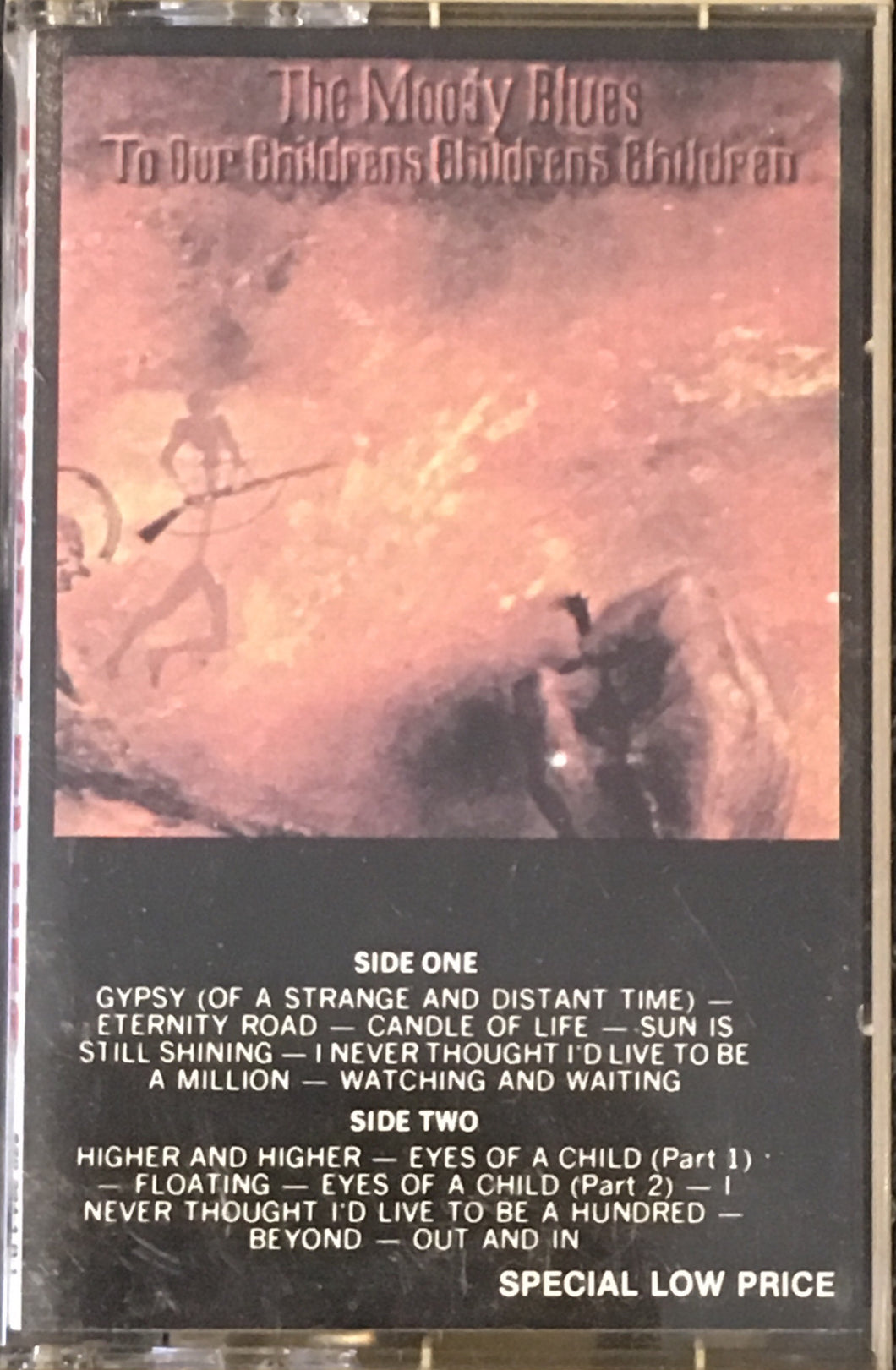 Moody Blues To Our Children's Children Cassette