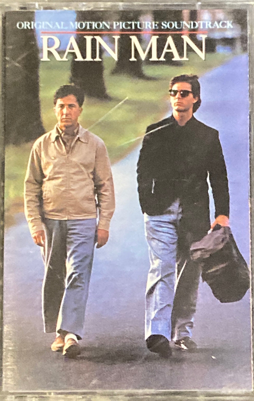 Rain Man - Soundtrack Cassette VG