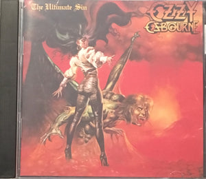 Ozzy Ultimate Sin CD