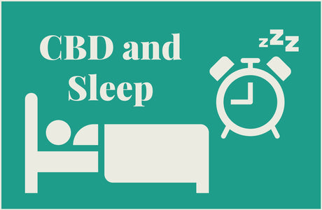 How does CBD help with sleep?