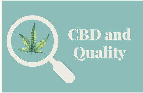 How do I know if a CBD product is high quality?